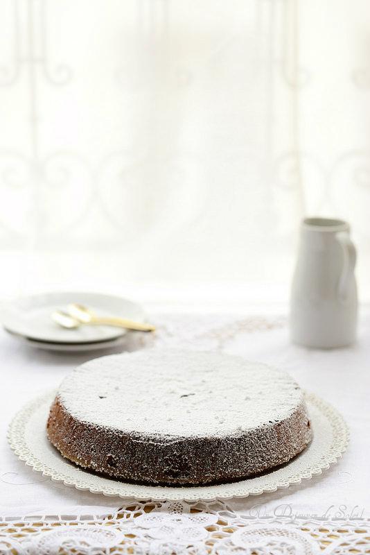 torta caprese fondant au chocolat et aux amandes sans gluten un d jeuner de soleil. Black Bedroom Furniture Sets. Home Design Ideas
