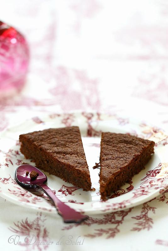 Gâteau nuage au chocolat (aux blancs d'oeuf)