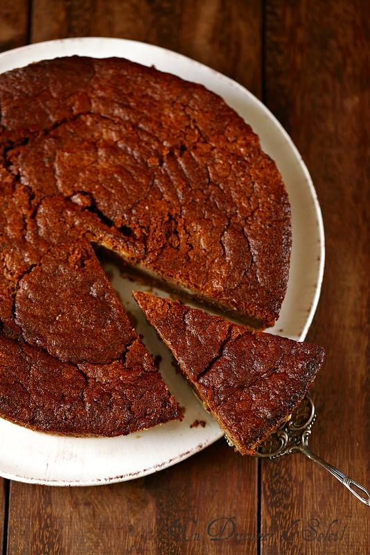 Gâteau de pain et de chocolat (torta pane e cioccolato)