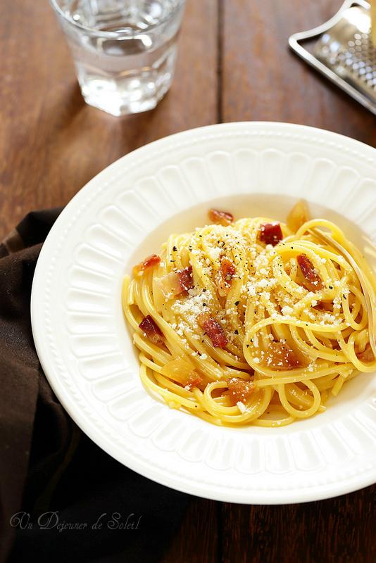 Pâtes à la carbonara, la vraie recette italienne (et trois secrets pour la réussir)