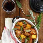 saute veau recette italienne