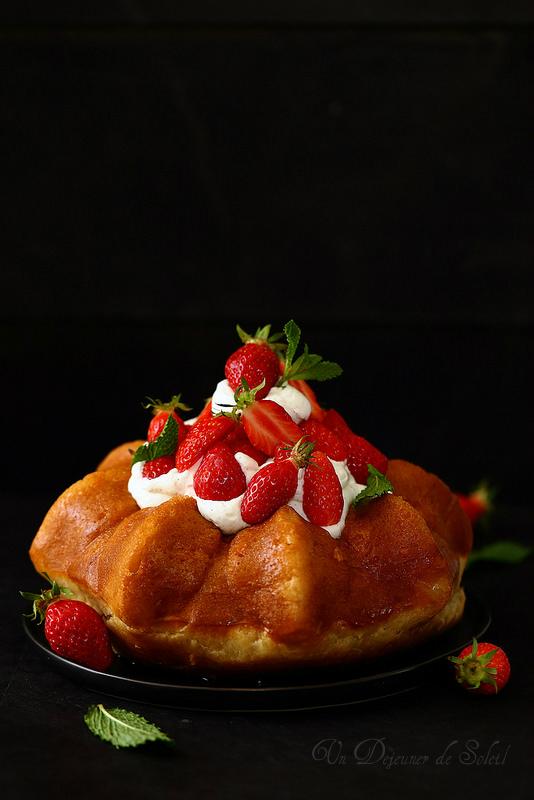 Baba au limoncello et aux fraises (recette et astuces)