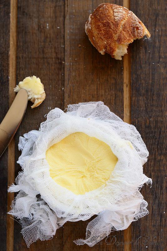 Beurre maison : la recette et tous les conseils