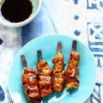 brochettes poulet yakitori
