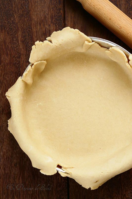 Pâte à tarte sans oeufs : deux recettes et trois astuces