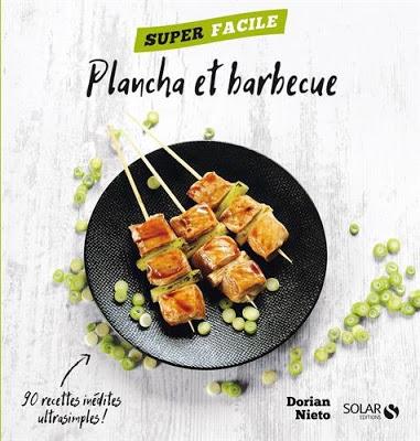Plancha et barbecue de Dorian Nieto (avis)