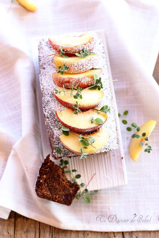 Cake au chocolat et à l'huile d'olive