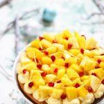 entremets coco ananas sans gluten pierre herme