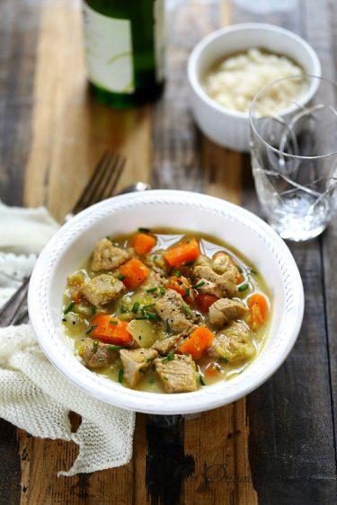 blanquette veau recette traditionnelle