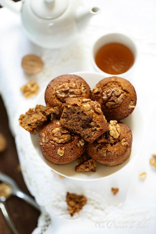 Gâteau aux noix recette