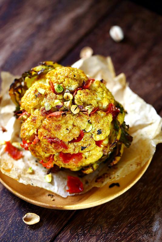 Quinze recettes chou-fleur soupes gratins curry