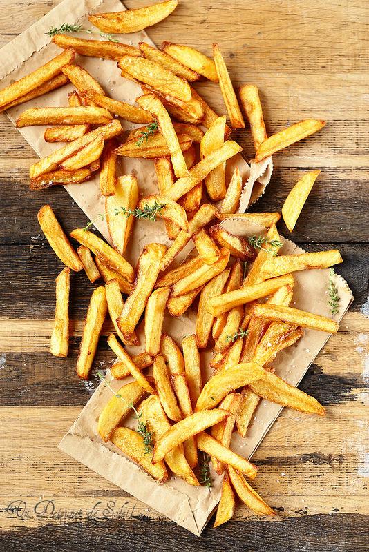 Frites pommes de terre : recette et trois astuces pour les réussir