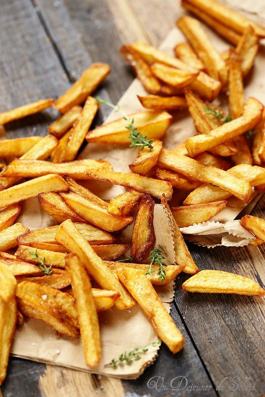 Frites maison : recette et trois astuces pour les réussir