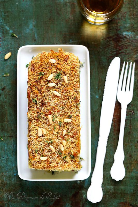 Recettes de Ligurie. Gâteau pommes de terre (polpettone)