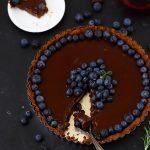 tarte chocolat sans cuisson facile