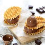 glace chocolat sans sorbetiere