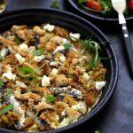 gratin sardines feta recette bon marche