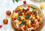 tarte tomates chevre frais