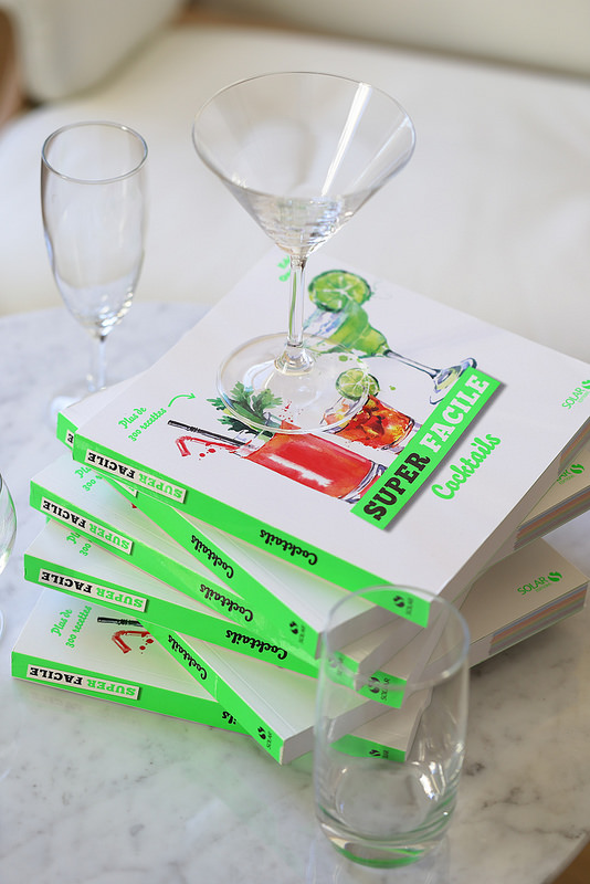 Cocktails super facile : gagnez mon nouveau livre !