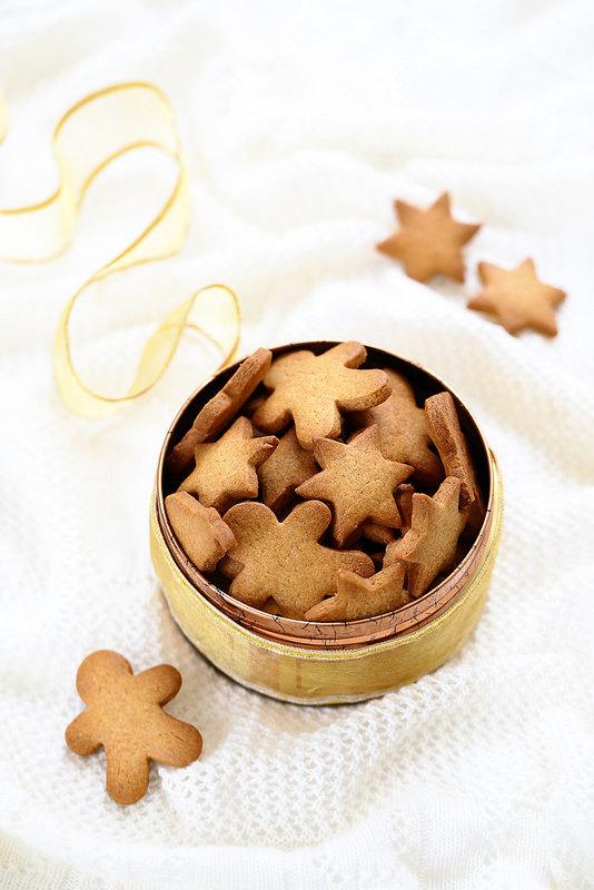 Trente recettes biscuits Noël épices