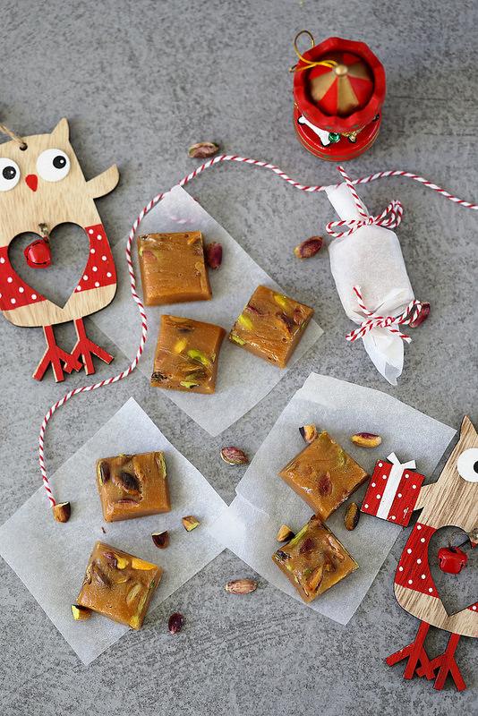 Caramels bonbon recette facile