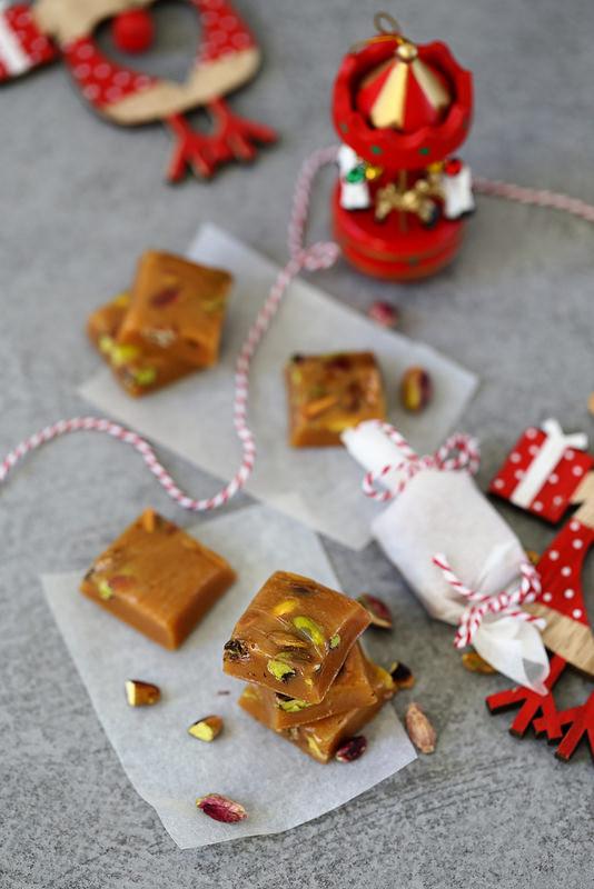 Bonbons au caramel suedois : knack
