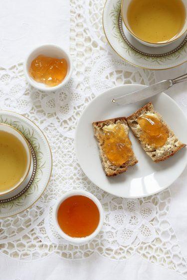 confiture abricot un dejeuner de soleil
