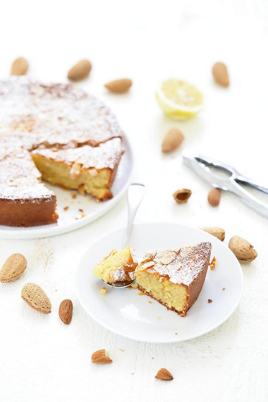 Namandier gâteau amandes facile