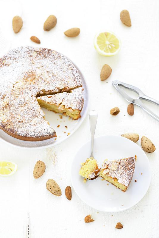 Namandier gâteau amandes