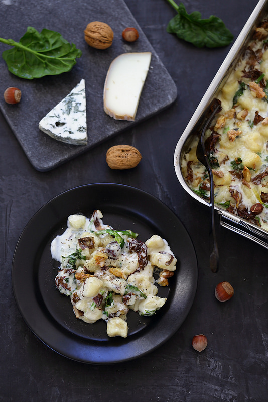 gnocchi fromages