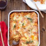 lasagnes napolitaines deux recettes
