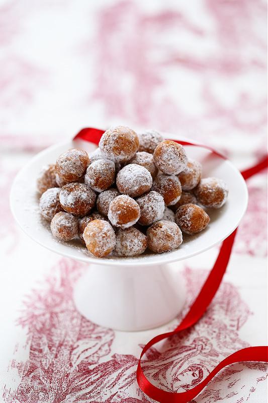 Quinze recettes pour mardi gras (carnaval). Beignets (boules berlin, bombe, castagnole), bugnes...