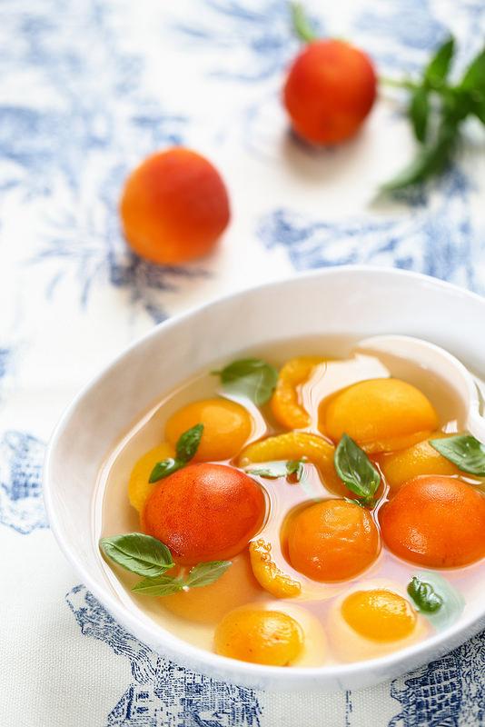 Vingt recettes abricots fruits cremes tartes gateaux