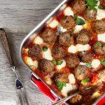 boulettes viande tomate mozzarella