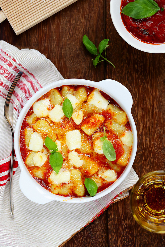 Recettes mozzarella : entrees, plats, pates, pizza, legumes, gratins