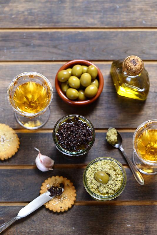 tapenade olives recette