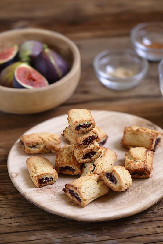 Biscuits figues figolu maison