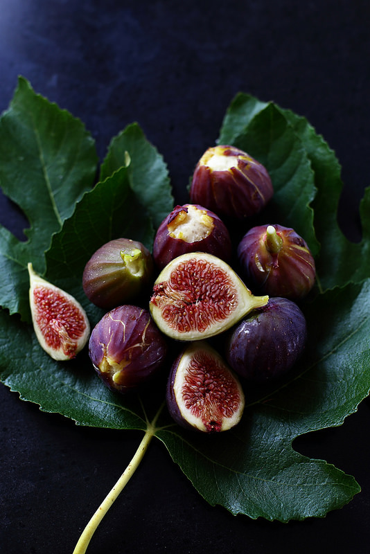 Figues trente recettes salees sucrees