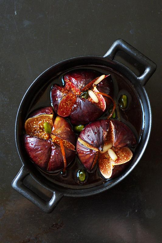 Figues recettes desserts apéritif tarte confiture glace