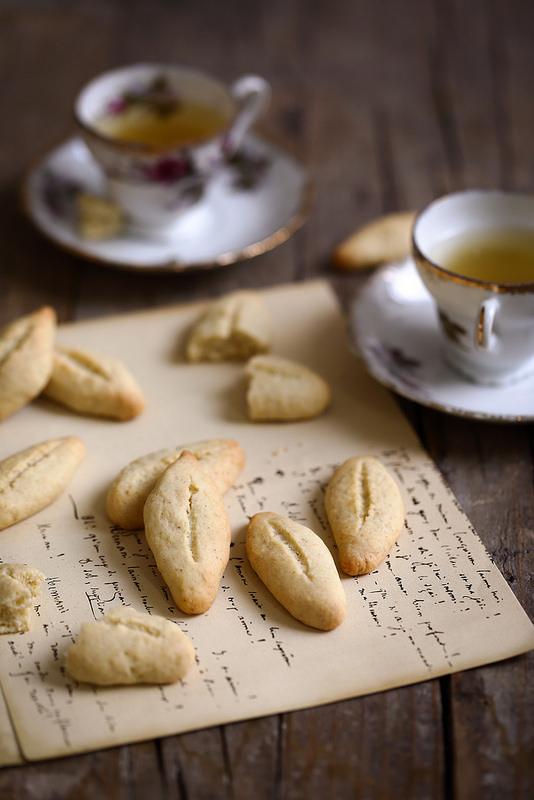 Navettes provençales recette biscuit