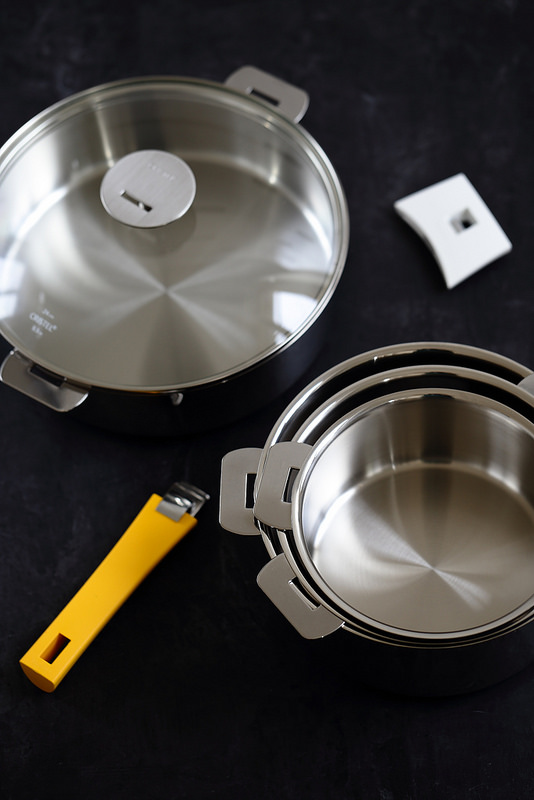 Recette risotto potimarron casseroles cristel