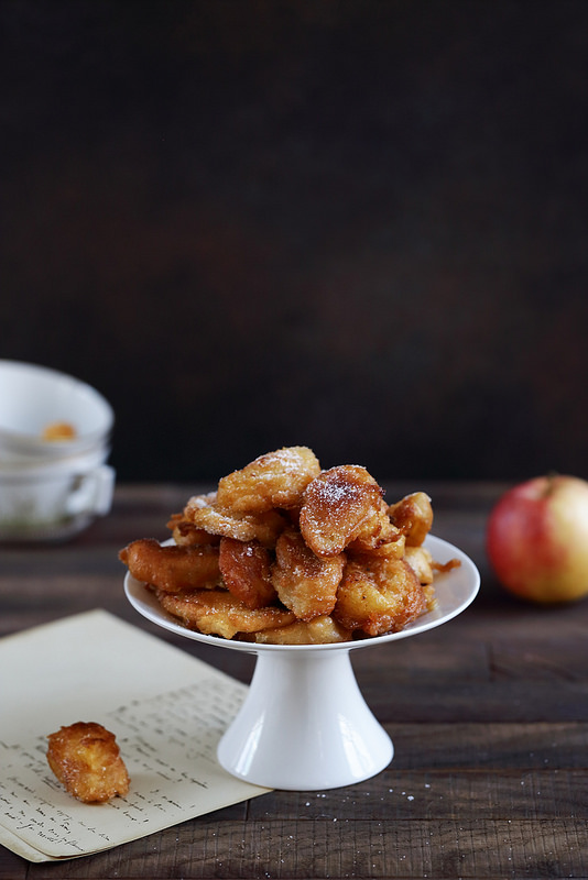 Beignets pommes recette et astuces