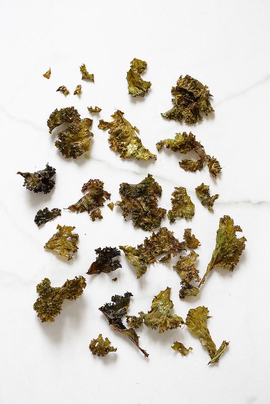 Chips de kale recette facile rapide