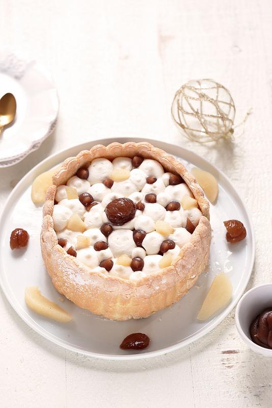 Que faire avec de la crème de marrons ? Vingt recettes faciles : charlotte, crèmes, panna cotta, mont-blanc, gâteau chocolat