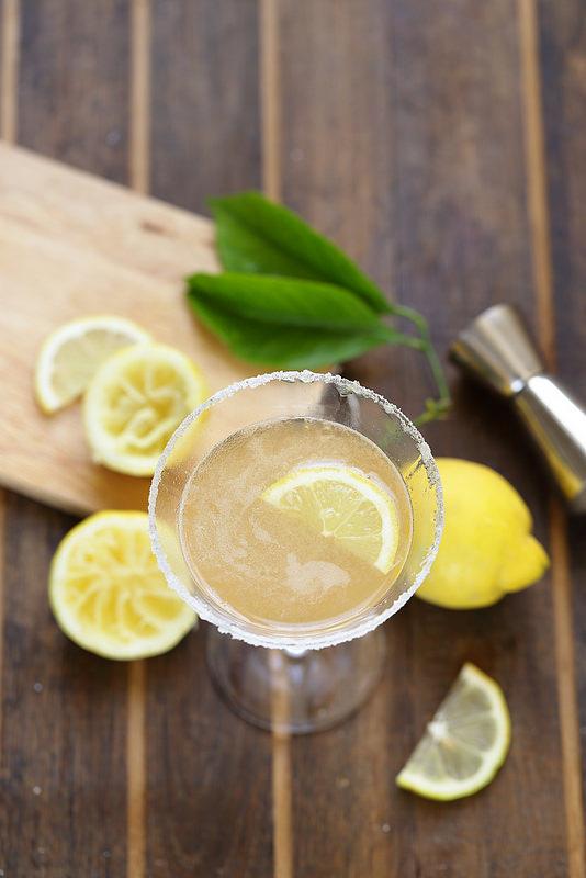 Recette cocktail Balalaïka Troïka ou Perestroïka