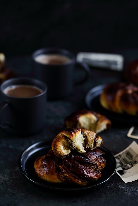 Brioche roulée au chocolat recette parfaite