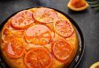 Gâteau renversé orange recette facile