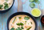 Curry thaï rouge saumon recette facile rapide