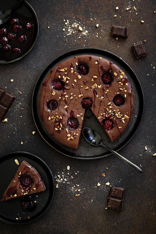 Gâteau chocolat financier sans gluten et avec blancs oeufs