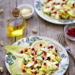 Salade endives avocat recette légère et facile